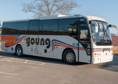 36-passenger minicoach