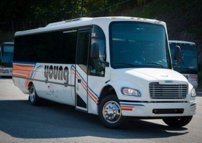 29-passenger minicoach